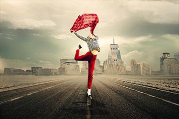 Стремление к балансу убегая от реальности не приведет к балансу